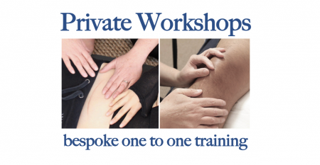 private workshop scar therapy